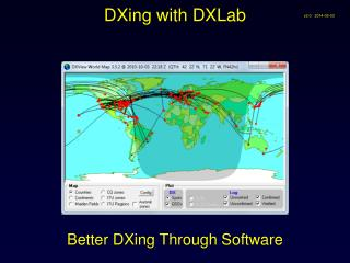 DXing with DXLab