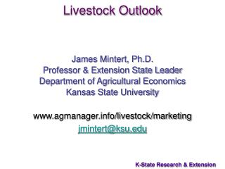 Livestock Outlook