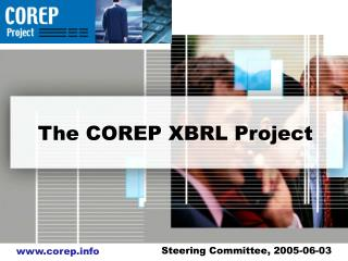 The  COREP XBRL Project