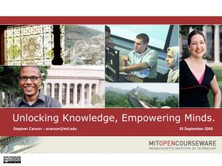 Unlocking Knowledge, Empowering Minds.