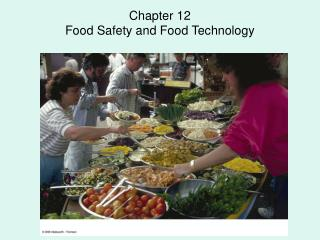 Chapter 12 Food Safety and Food Technology