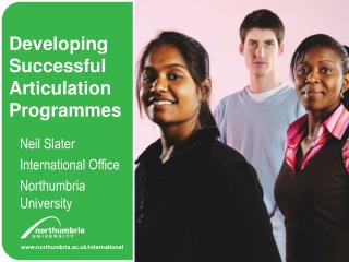 Developing Successful Articulation Programmes