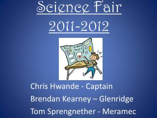Science Fair 2011-2012