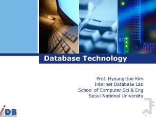 Database Technology