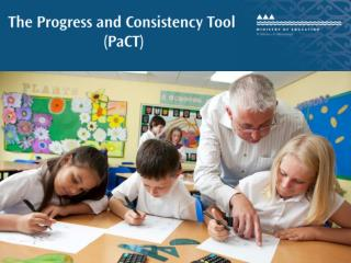 What is the Progress & Consistency Tool?