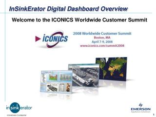 InSinkErator Digital Dashboard Overview
