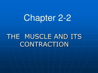 Chapter 2-2