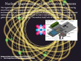 Nuclear Engineering and Radiological Sciences