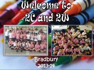 Welcome to  2C and 2W