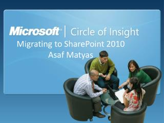 Migrating  to SharePoint 2010  Asaf Matyas