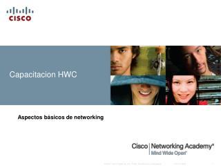 Capacitacion HWC