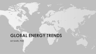 GLOBAL ENERGY TRENDS