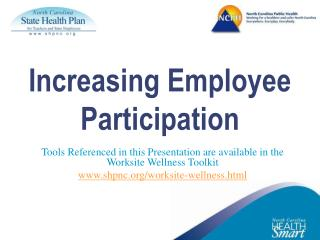 Increasing Employee  Participation