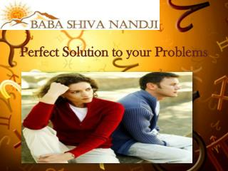Perfect Solution to your Problems