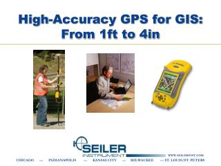 High-Accuracy GPS for GIS: From 1ft to 4in