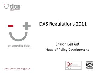 DAS Regulations 2011