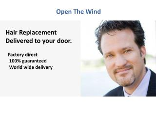 hair system at your door by openthewind