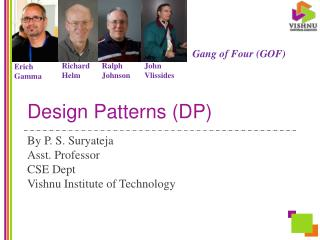 Design Patterns (DP)