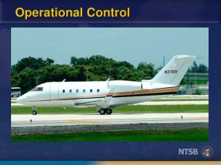 Operational Control