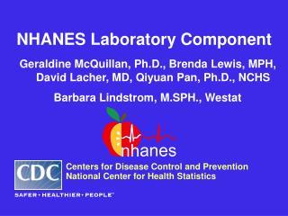 NHANES Laboratory Component