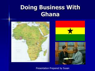 Doing Business With Ghana