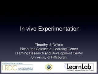In vivo Experimentation