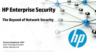 HP Enterprise Security