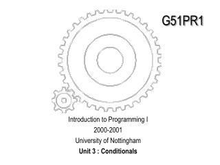 G51PR1