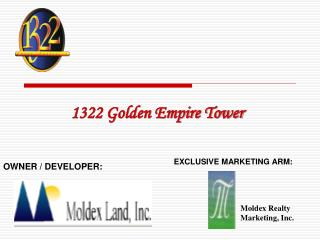 1322 Golden Empire Tower