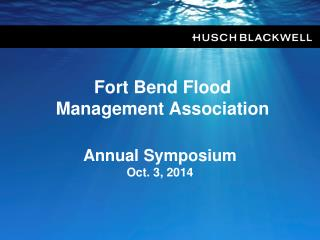 Fort Bend Flood  Management Association