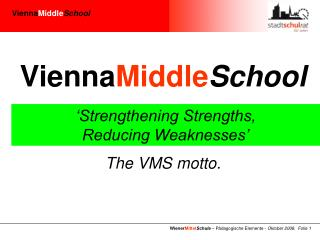 Vienna Middle School