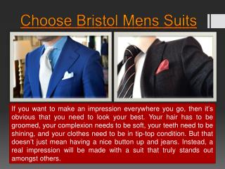 Best Suits