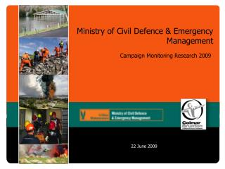 Ministry of Civil Defence & Emergency Management