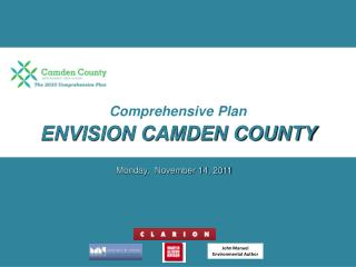 Comprehensive Plan ENVISION CAMDEN COUNTY