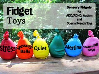 Special Needs Fidget Toys By Sensory Kid Toys