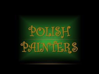 Polish painters