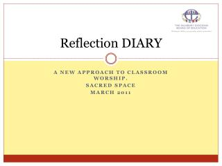 Reflection DIARY
