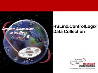 RSLinx/ControlLogix Data Collection