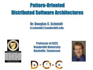 Pattern-Oriented  Distributed Software Architectures