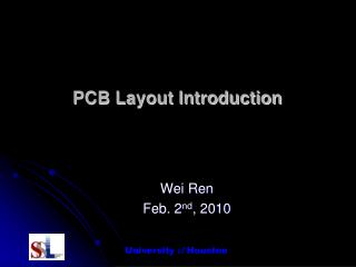 PCB Layout Introduction