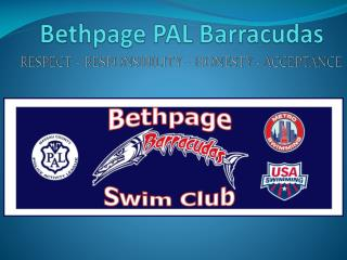 Bethpage PAL Barracudas
