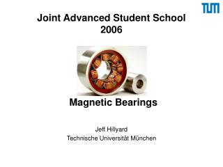 Joint Advanced Student School 2006