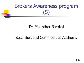 Brokers Awareness program (5)