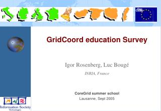 GridCoord education Survey
