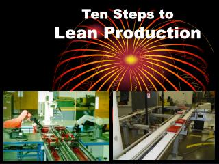 Ten Steps to Lean Production