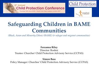 Safeguarding Children in BAME Communities