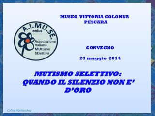 MUSEO  VITTORIA  COLONNA