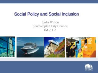 Social Policy and Social Inclusion