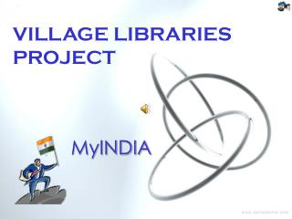 VILLAGE LIBRARIES PROJECT