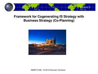 Framework for Cogenerating IS Strategy with Business Strategy (Co-Planning)